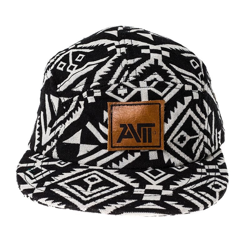 5 Panel Kasket / Cap - Design nr. AVII048