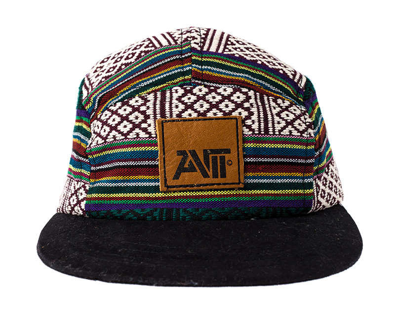 5 Panel Kasket / Cap - Design nr. AVII063